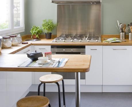 Renowacja blatu kuchennego