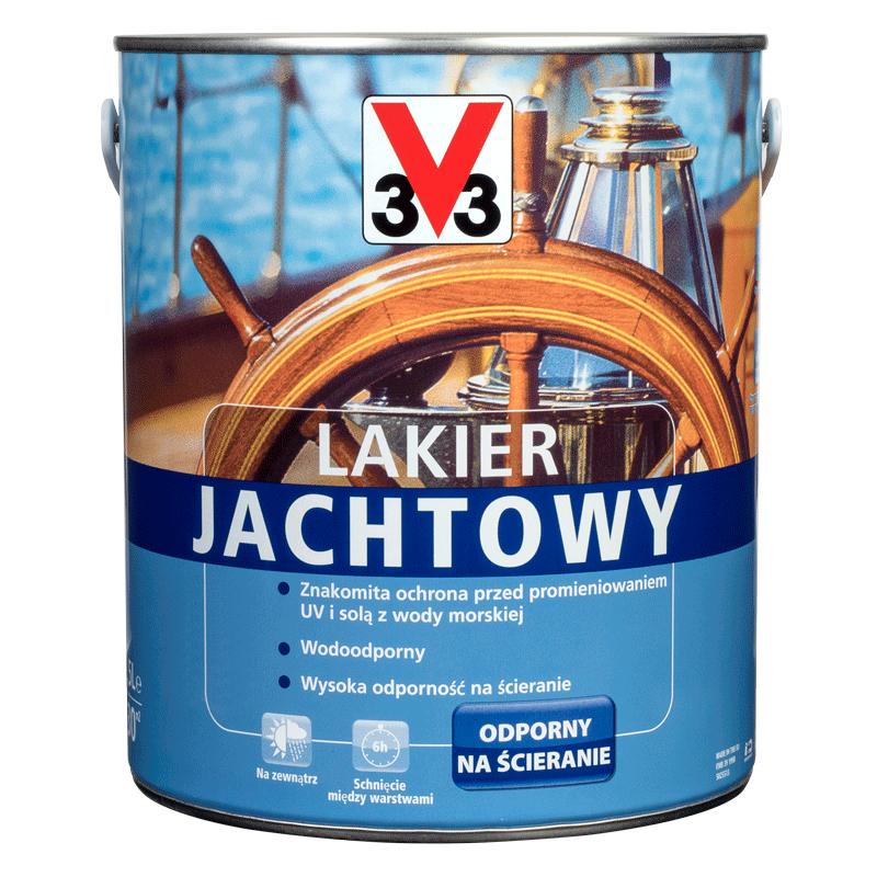Lakier jachtowy
