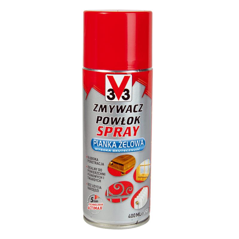 Środek do usuwania powłok Spray