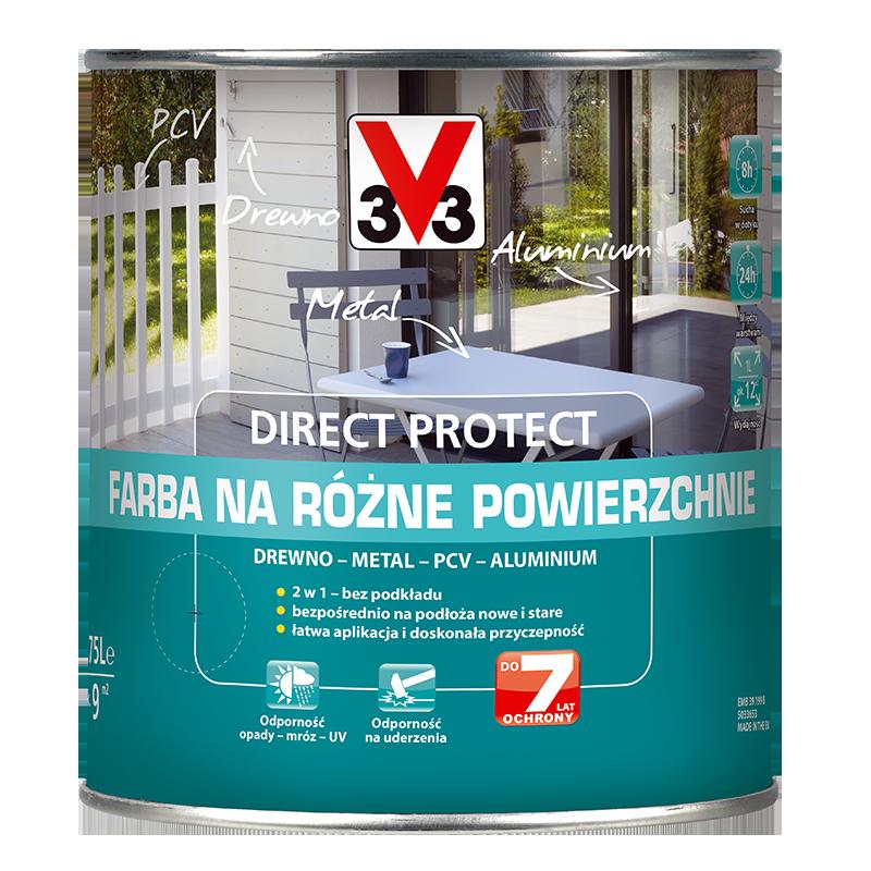Farba wielopowierzchniowa Direct Protect