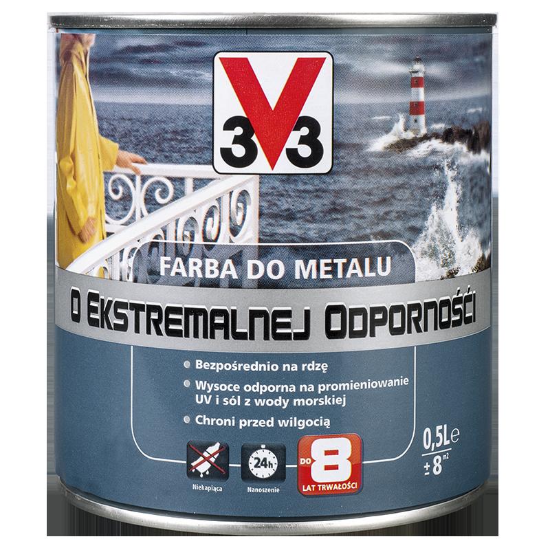 Farby Do Metalu V33 Farba Na Rdze