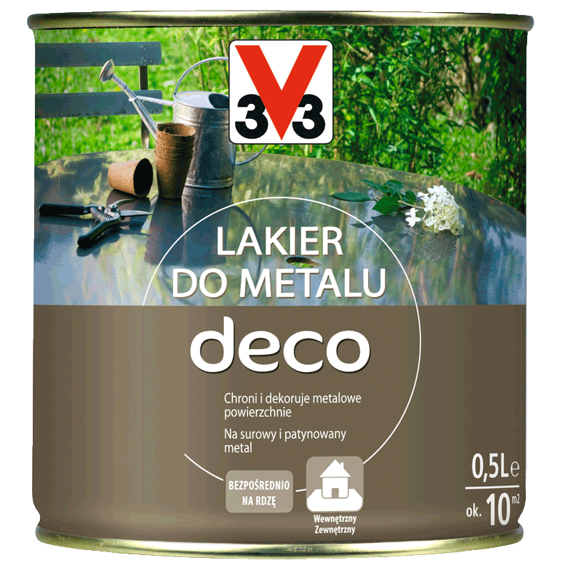 Lakier do metalu