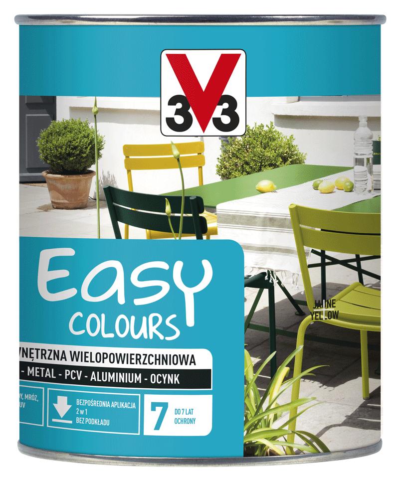 Farba wielopowierzchniowa Easy Colours