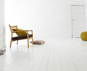 Renowacja podłogi i schody