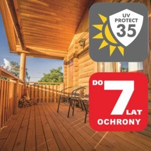 Lazura ochronna Polski Klimat Impregnująco-Dekoracyjna